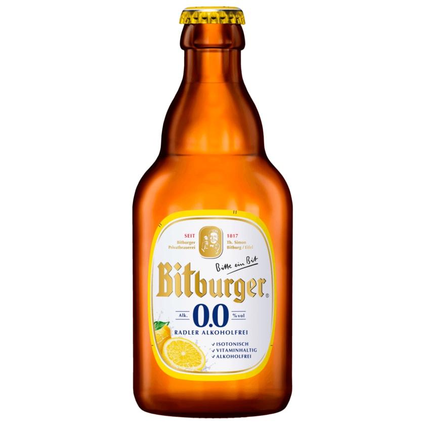 Bitburger Radler 0,33l