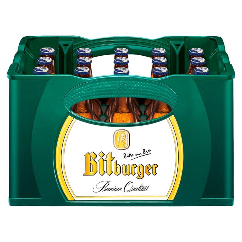 Bitburger alkoholfrei 20x0,33l