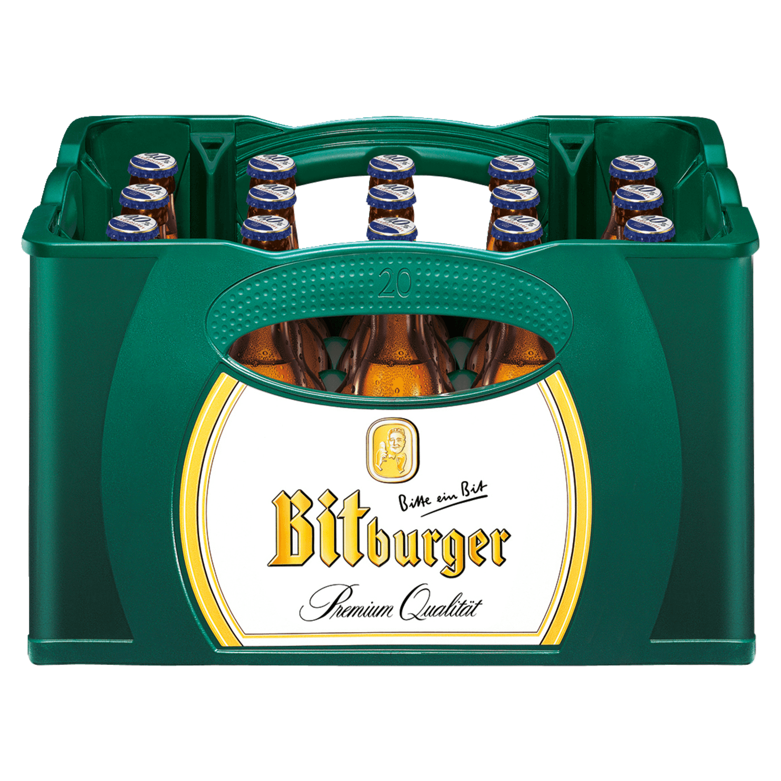 Bitburger Alkoholfrei 0,0% 20x0,33l