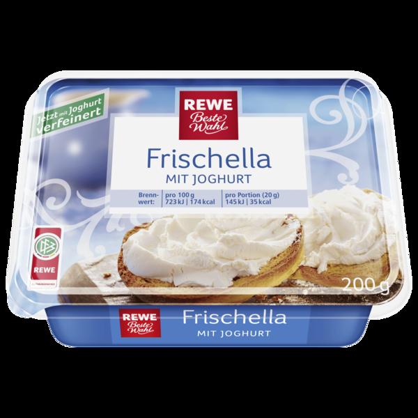 REWE Beste Wahl Frischella mit Joghurt 200g bei REWE ...