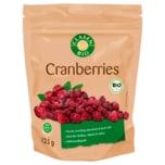 Clasen Bio Cranberries glutenfrei 125g
