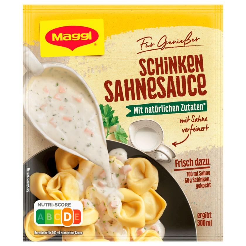 Maggi für Genießer Schinken Sahnesauce 300ml
