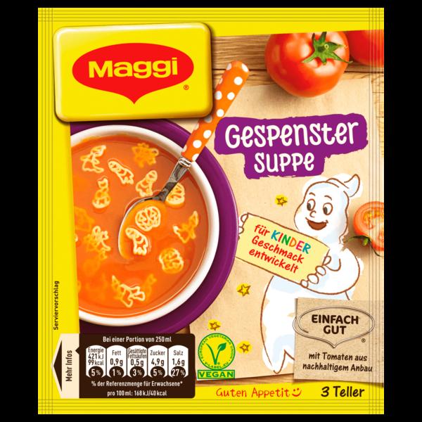 Maggi Guten Appetit Gespenster Suppe 85g