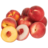 Pfirsiche gelb- weissfleischig 500g