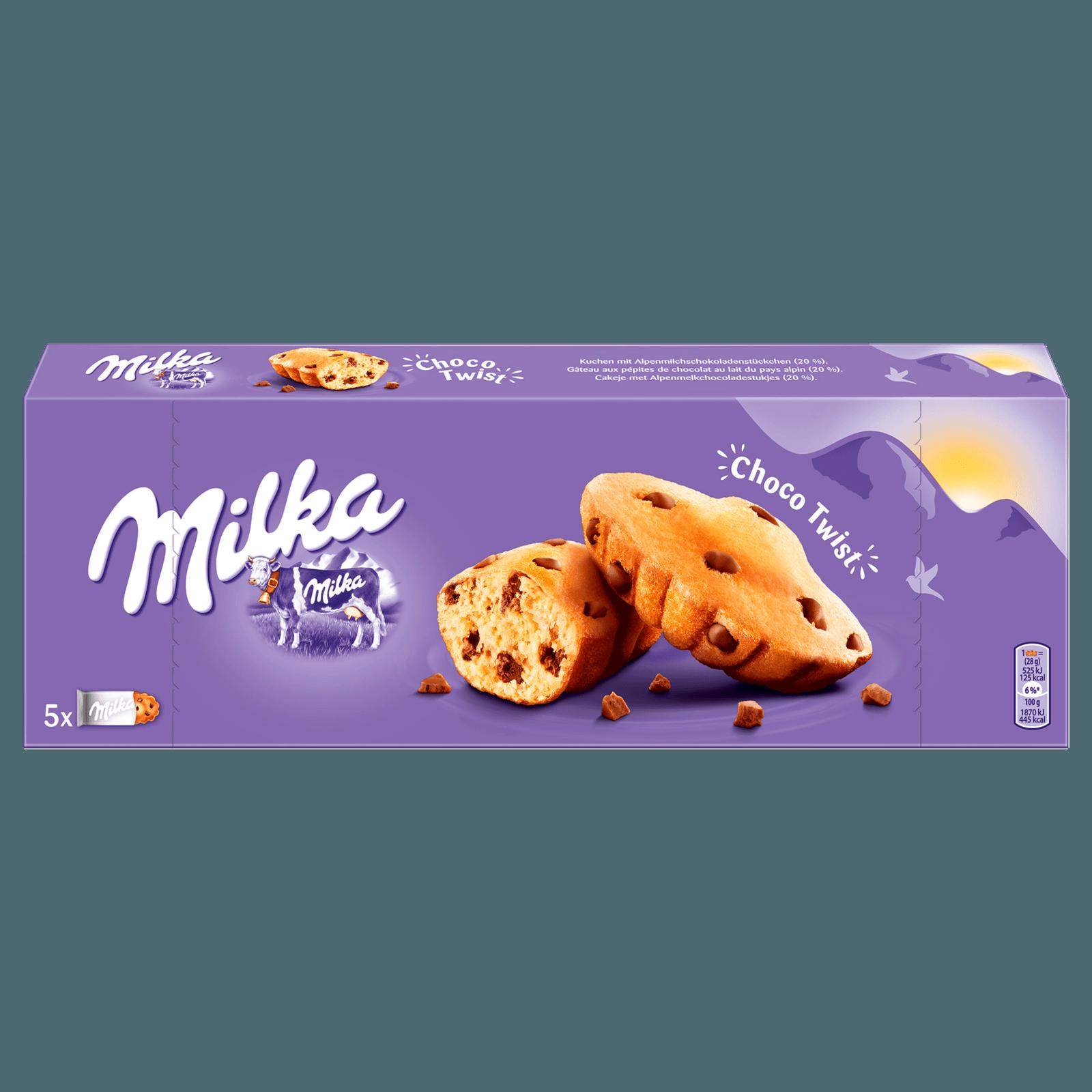 Milka Kuchlein Choco Twist 140g Bei Rewe Online Bestellen