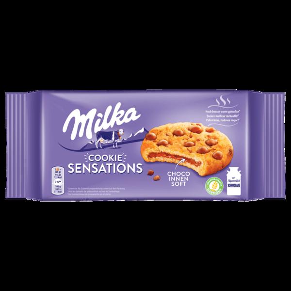 Milka Sensations Cookies 156g
