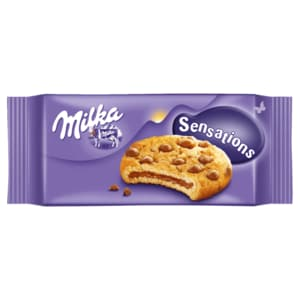 Milka Cookie Sensations Soft 156g