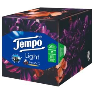 Tempo Taschentücher Light Box 60 Stück
