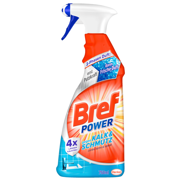Bref Power Kalk & Schmutz 750ml