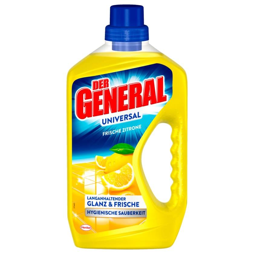 Der General Frische Zitrone 750ml