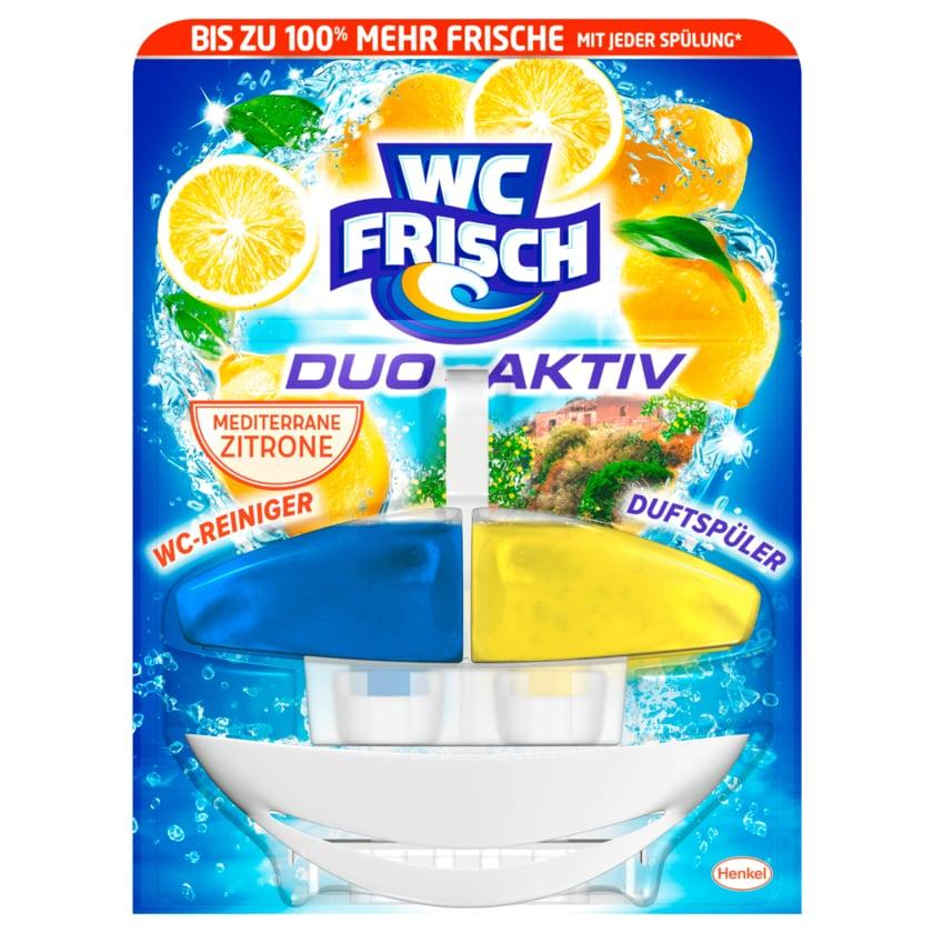 WC Frisch Duo-Aktiv Lemon 50ml