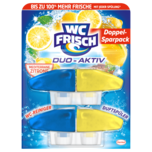 WC Frisch Duo-Aktiv Lemon 2x50ml