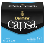 Dallmayr Capsa Lungo Mild Kaffeekapseln 56g, 10 Stück