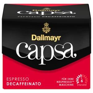 Dallmayr Capsa Espresso Decaffeinato 56g, 10 Kapseln