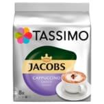 Tassimo Kaffeekapseln Jacobs Cappuccino Choco 208g, 8 Kapseln