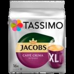 Tassimo Jacobs Caffè Crema Intenso XL 144g, 16 Kapseln
