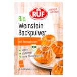 Ruf Bio Weinstein Backpulver 60g, 3 Beutel