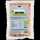 Vantastic Foods Bio Tofu Tomate-Olive 200g