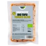 Vantastic Foods Bio Tofu Tomate-Olive vegan 200g