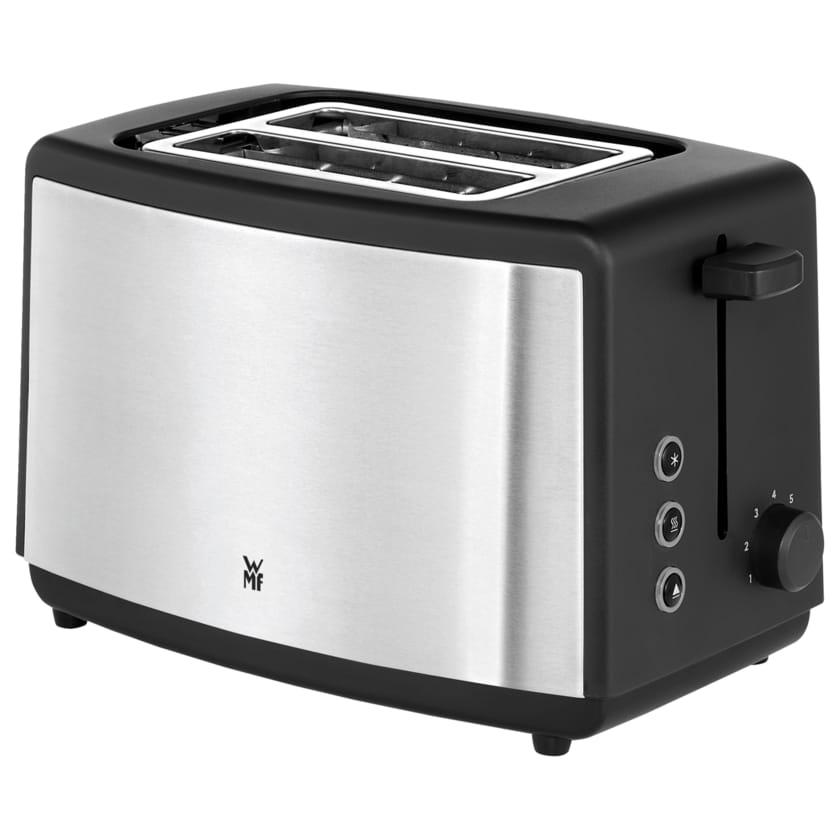 WMF Bueno Toaster 700W Edelstahl/schwarz