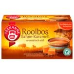 Teekanne Rooibos Sahne-Karamell 35g, 20 Beutel