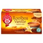 Teekanne Rooibos Vanille 35g, 20 Beutel
