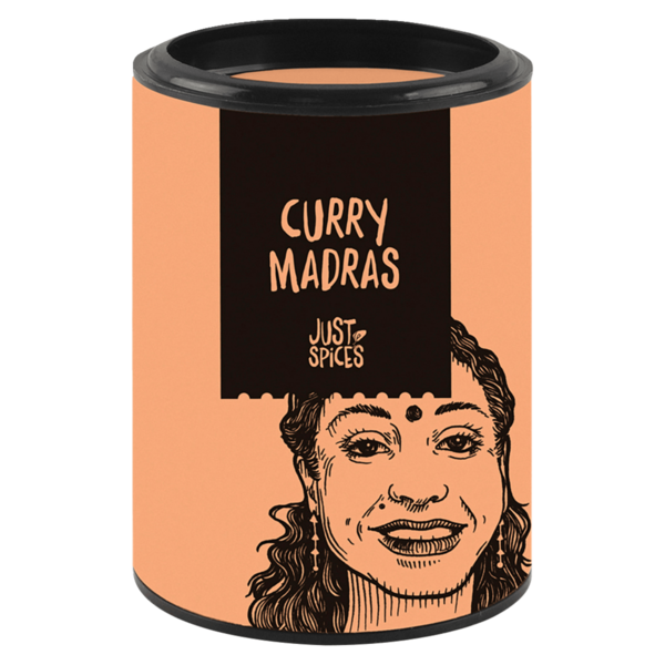 Just Spices Curry Madras 59g