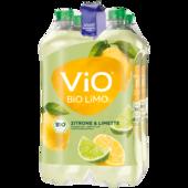 Vio Bio Limo Zitrone-Limette 4x1l