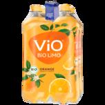 Vio Bio Limo Orange 4x1l