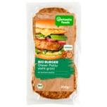 Vantastic Foods Bio Gemüse-Burger vegan 200g