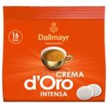 Dallmayr Crema d'Oro intensa 112g, 16 Pads