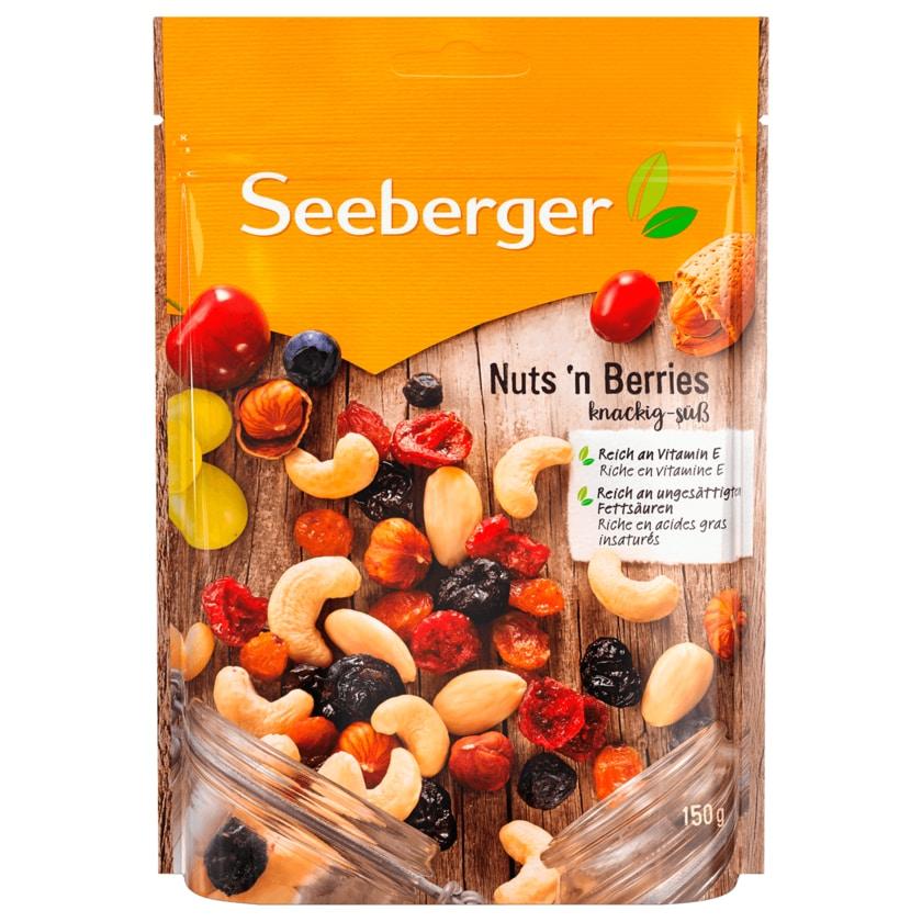 Seeberger Nuts' N Beeries 150g