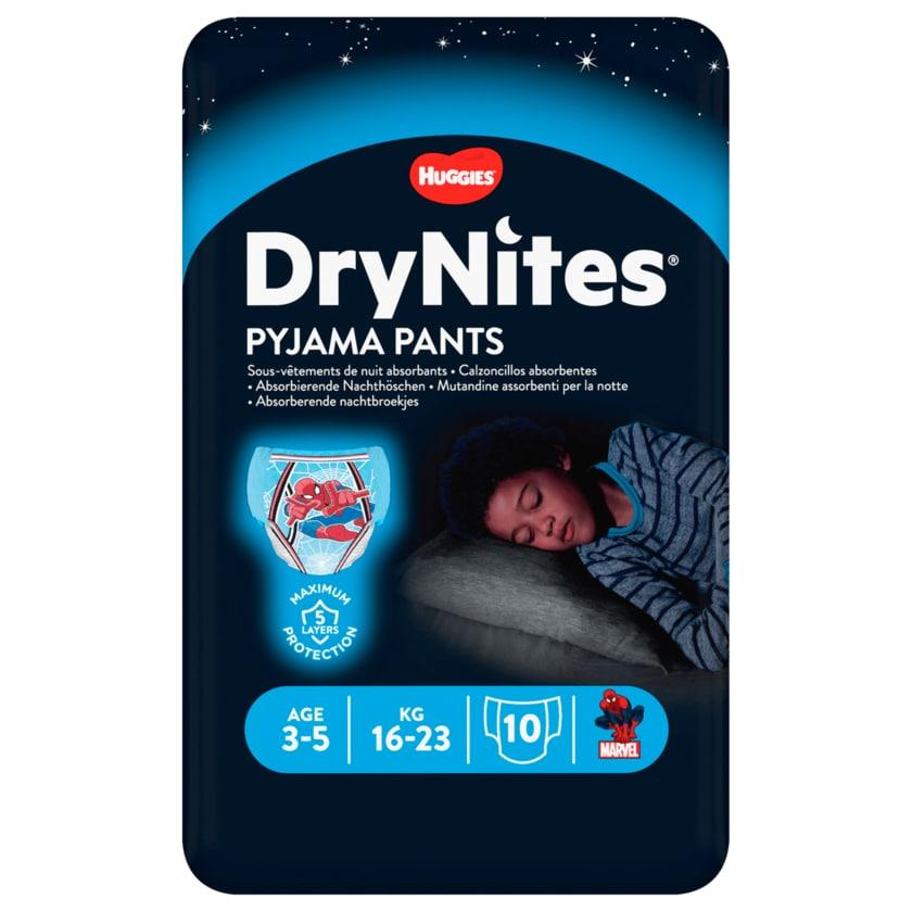Huggies DryNites Jungs 3-5 Jahre 10 Stück