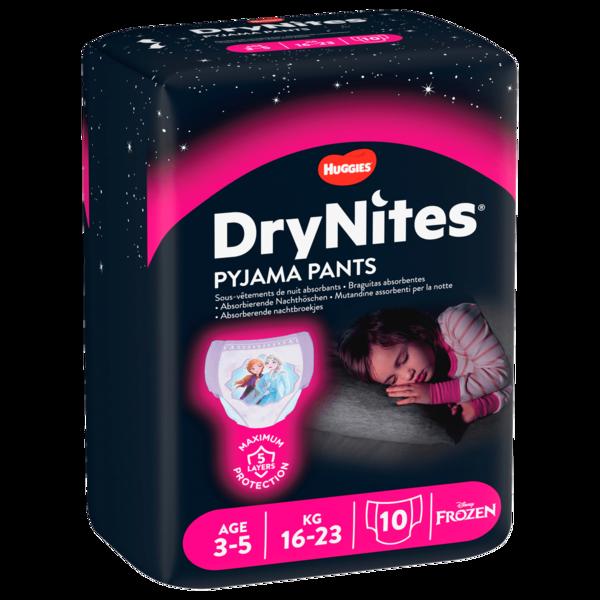 Huggies DryNites Mädchen 3-5 Jahren 10 Stück