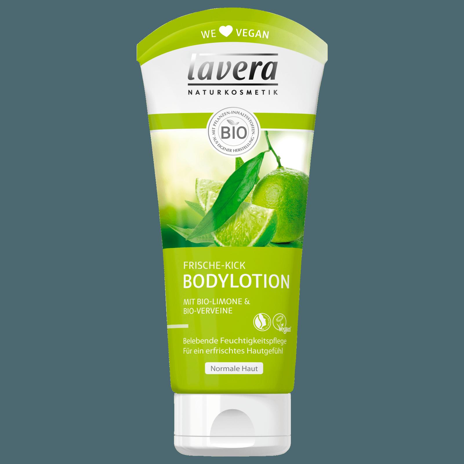 Lavera Bodylotion mit Bio-Limone & Verveine 200ml