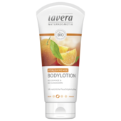 Lavera Bodylotion mit Bio-Orange & Sanddorn 200ml
