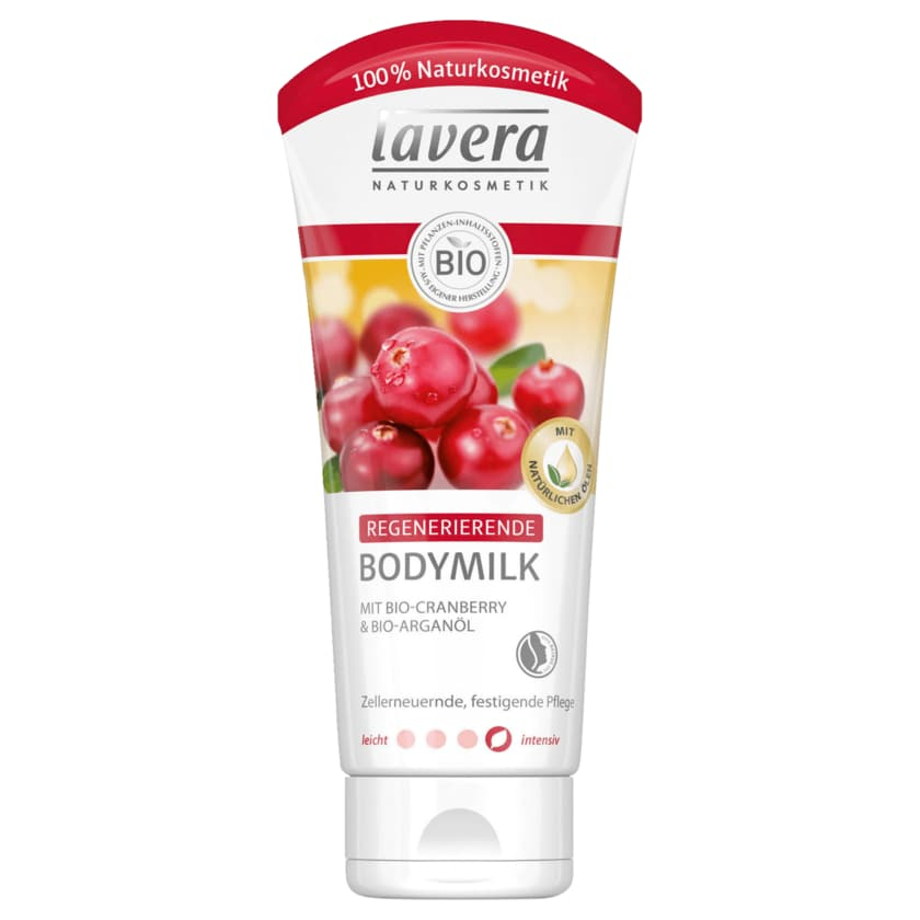 Lavera Bodymilk Cranberry 200ml