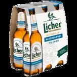 Licher Isotonisch alkoholfreies Pilsner 6x0,33l