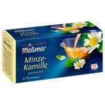 Meßmer Minze Kamille 43,75g, 25 Beutel