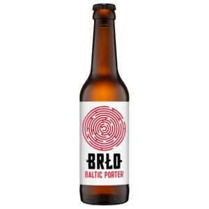 Brlo Craft Beer Porter 0,33l