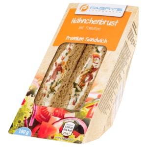 Fabry's Sandwich Hähnchenbrust Tomate 180g