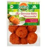 Lotus Bio-Gemüse-Bällis Mozzarella 250g