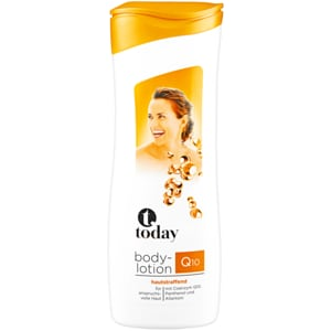 Today Bodylotion Q10 Hautstraffung 400ml