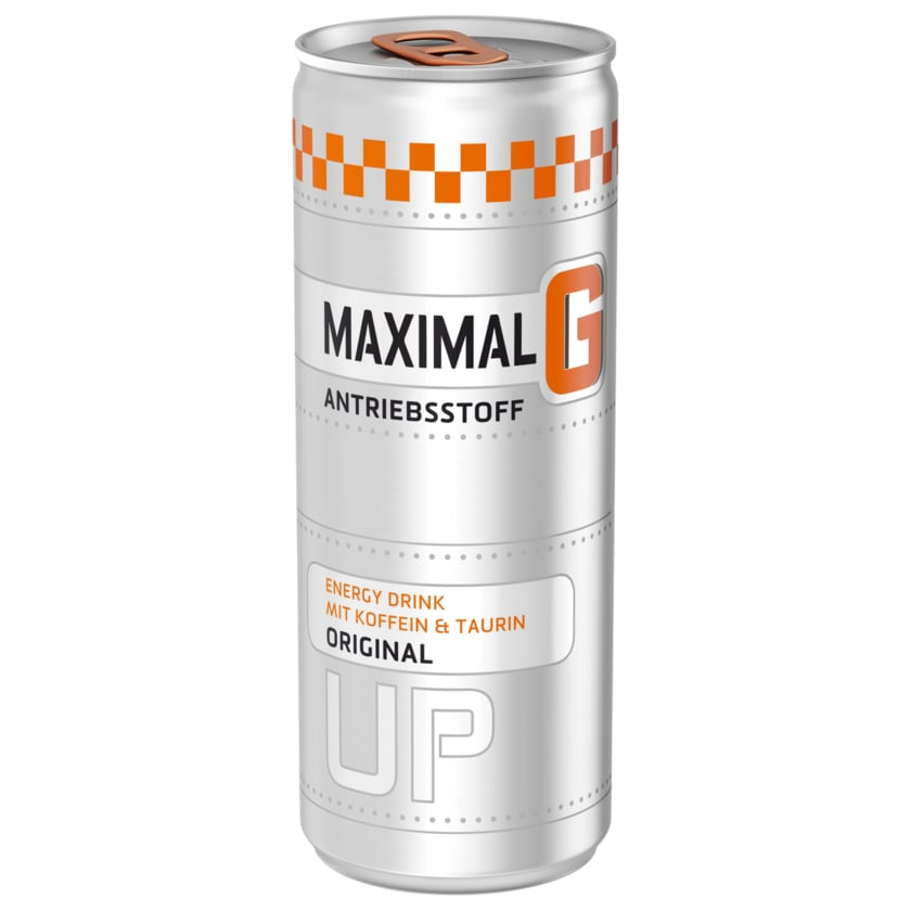 Maximal G Energy Drink 0,25l