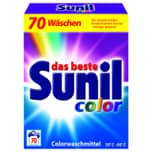 Sunil Colorwaschmittel Color Pulver 4,2 kg