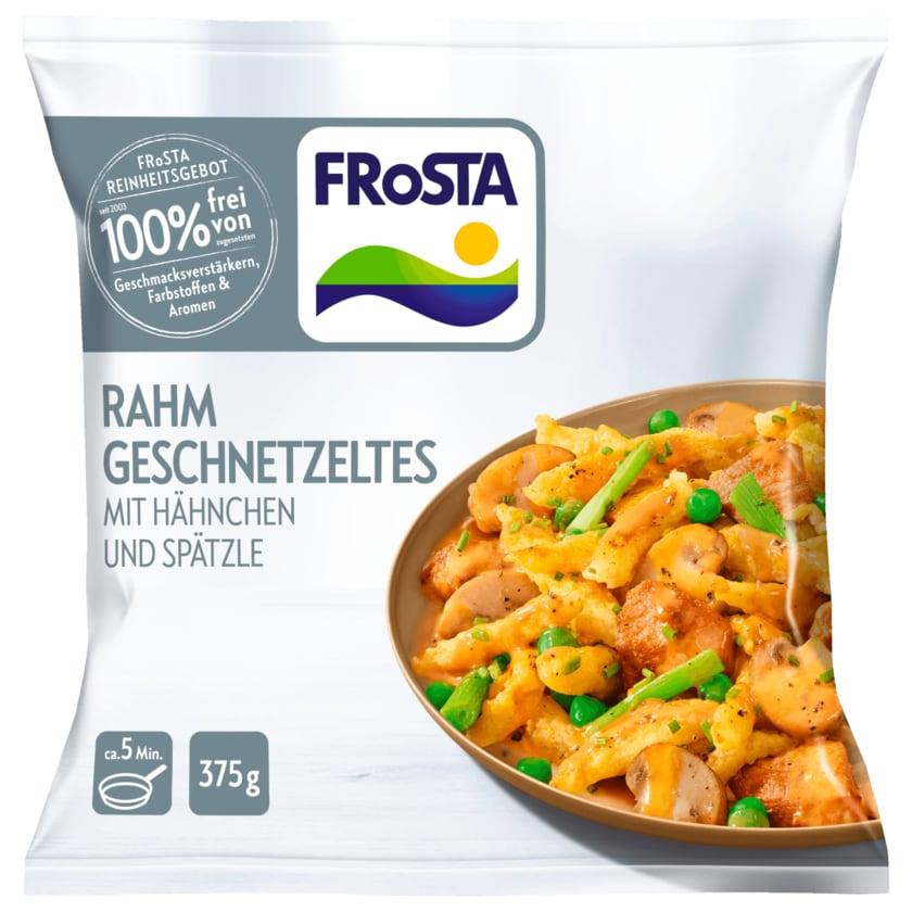 Frosta Rahm-Geschnetzeltes mit Spätzle 375g
