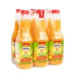 Valensina Mildes-Frühstück Orange-Mango-Ananas 6x1l
