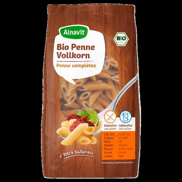 Alnavit Bio Penne Vollkorn glutenfrei 250g