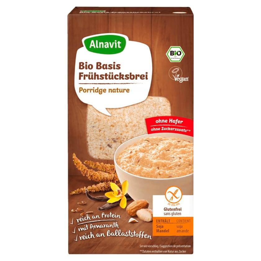 Alnavit Bio Basis-Frühstücksbrei 250g