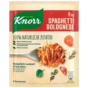 Knorr Natürlich lecker Spaghetti Bolognese 43g